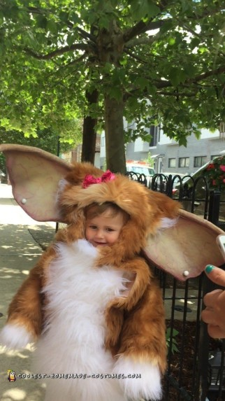 Girly Gizmo Costume for Toddler