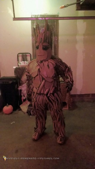 Cool Groot Costume