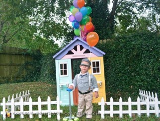 "Awesome Growing ""UP"" Toddler Costume"