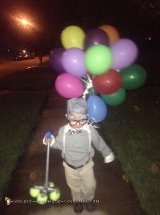 """Awesome Growing """"UP"""" Toddler Costume"""