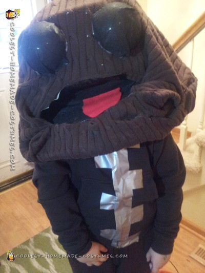 Adorable LittleBigPlanet Sackboy Costume