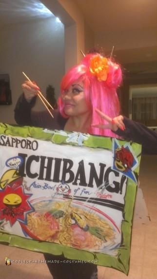Ichiban Noodel Soup Costume