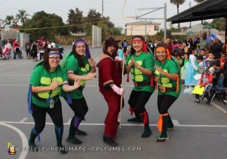 Coolest Inside Out Group Costumes