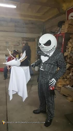 Cool Jack the Pumpkin King Costume