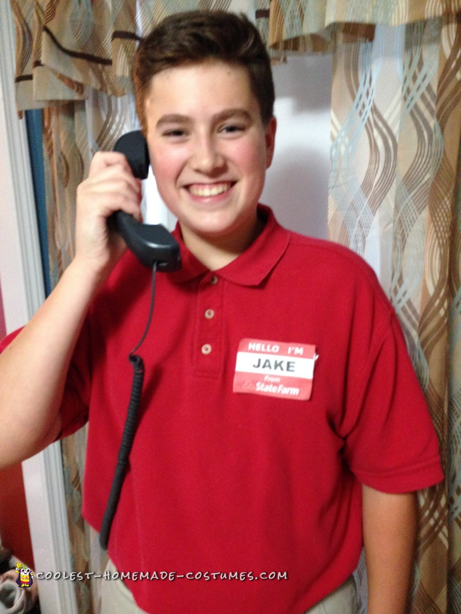 Jake Costume from State Farm Commercial