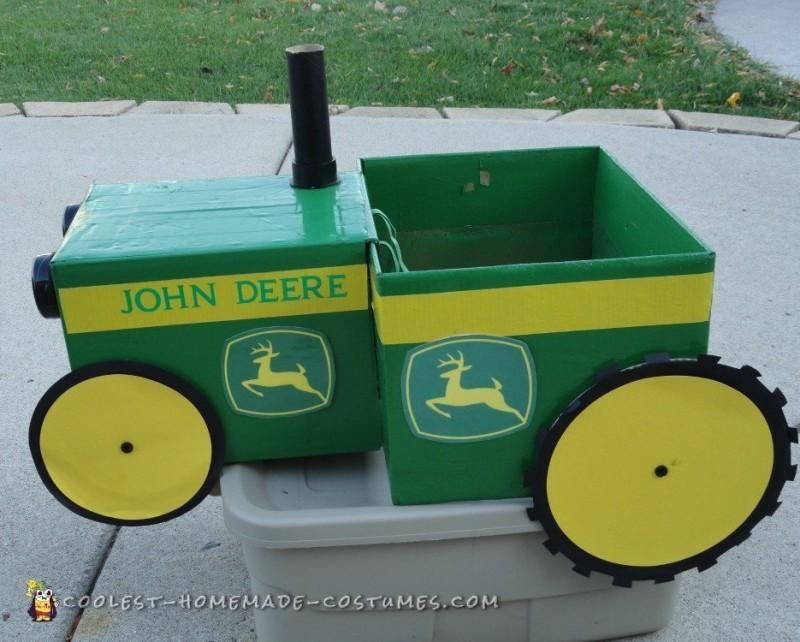 Oh Dear? Oh Deere, My Little John Deere
