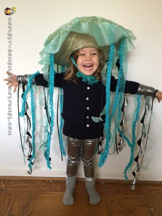 Cute Jellyfish Costume
