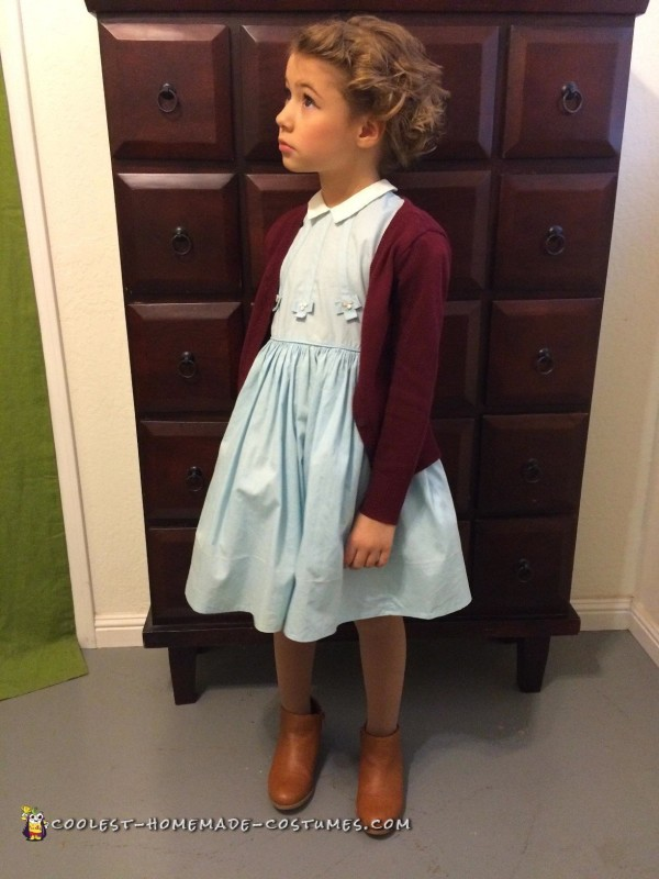 Jenny Costume from Call the Midwife