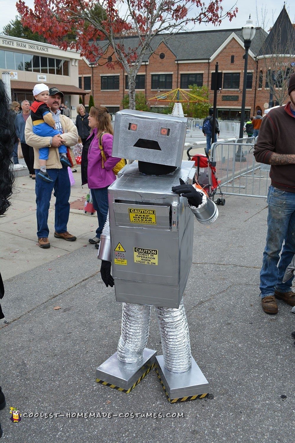 Killer Candy Robot 3000 Costume
