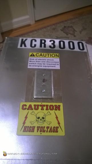 Killer Candy Robot 3000 Costume