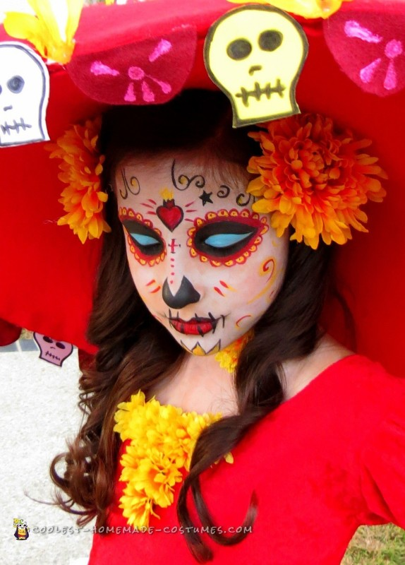 La Muerte Costume from The Book of Life - 1