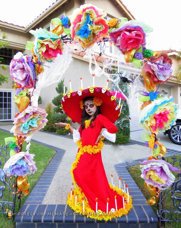 La Muerte Costume from The Book of Life - 2