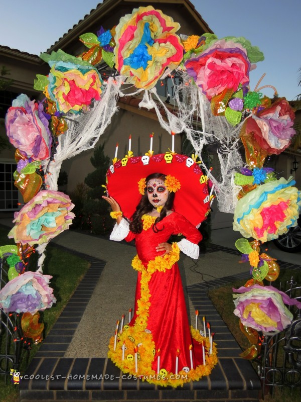 La Muerte Costume from The Book of Life - 4