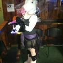 Last Minute Sparkles the Unicorn Costume