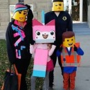 Minifigure Group Costumes