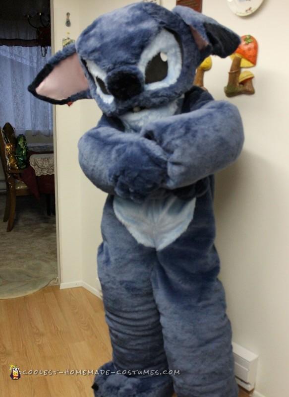 Stitching Up a Cool Stitch Costume