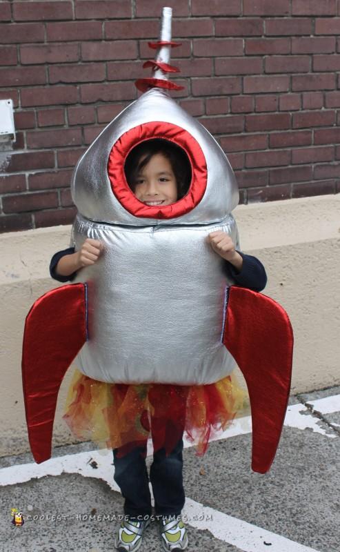 Little Rocket Man Costume