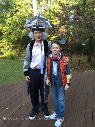 Awesome Back to the Future Costumes