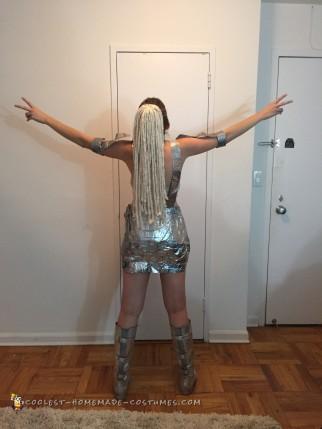 Miley Cyrus via MTV VMAS 2015 Costume