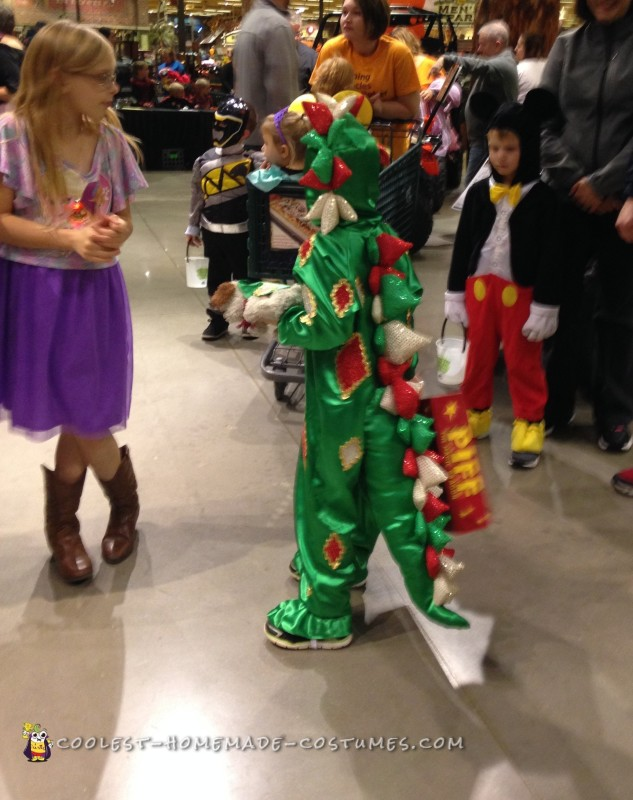 Mommy's Little Magic Dragon Costume - 1