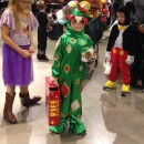 Mommy's Little Magic Dragon Costume