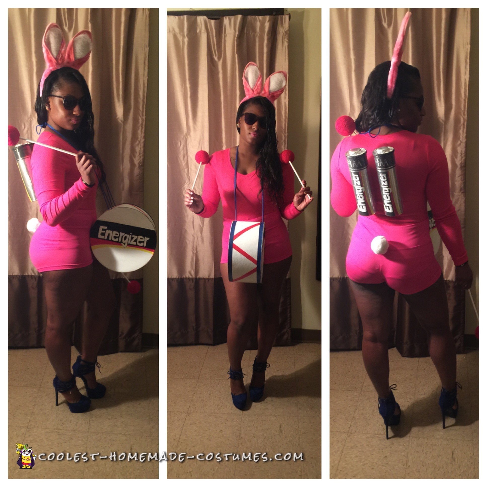 Most Creative Energizer Bunny Costume