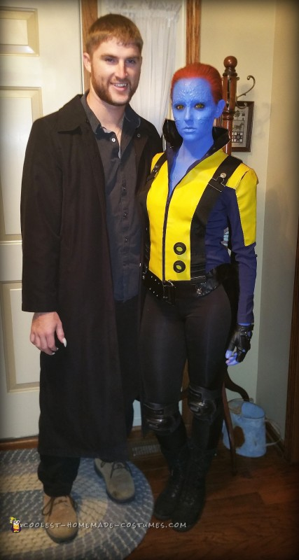 First Class Mystique Costume from X-Men