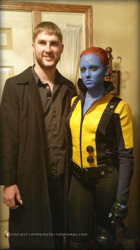 First Class Mystique Costume from X-Men - 2
