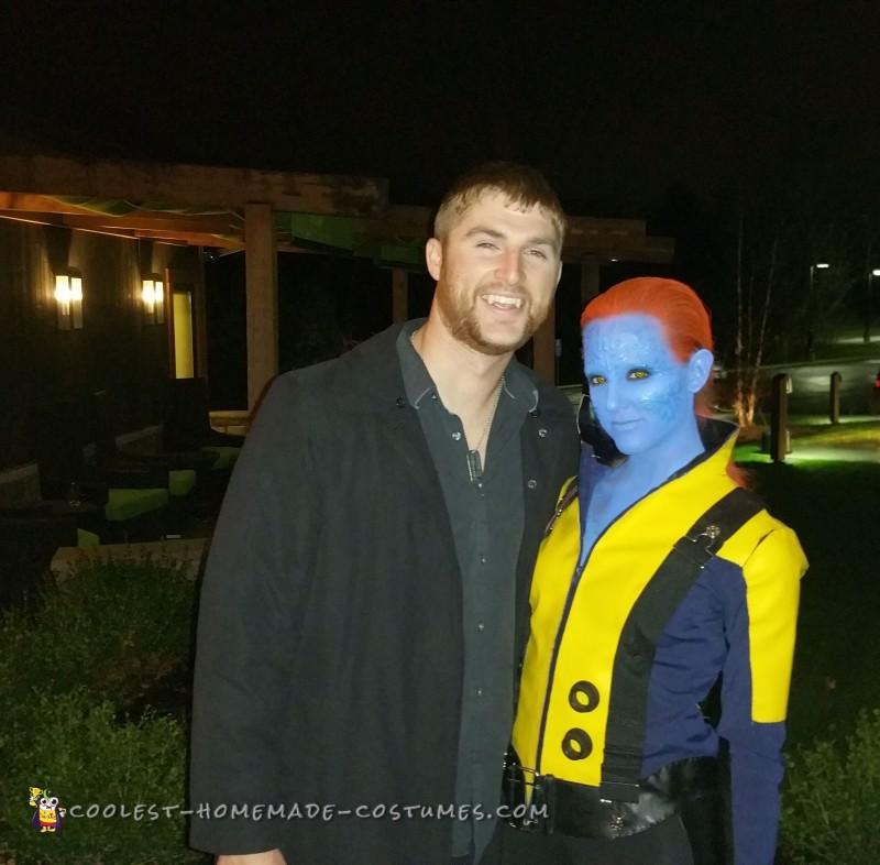 First Class Mystique Costume from X-Men - 3
