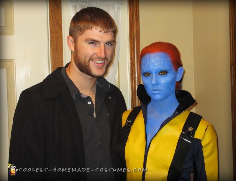 First Class Mystique Costume from X-Men - 4