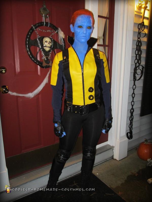 First Class Mystique Costume from X-Men - 5