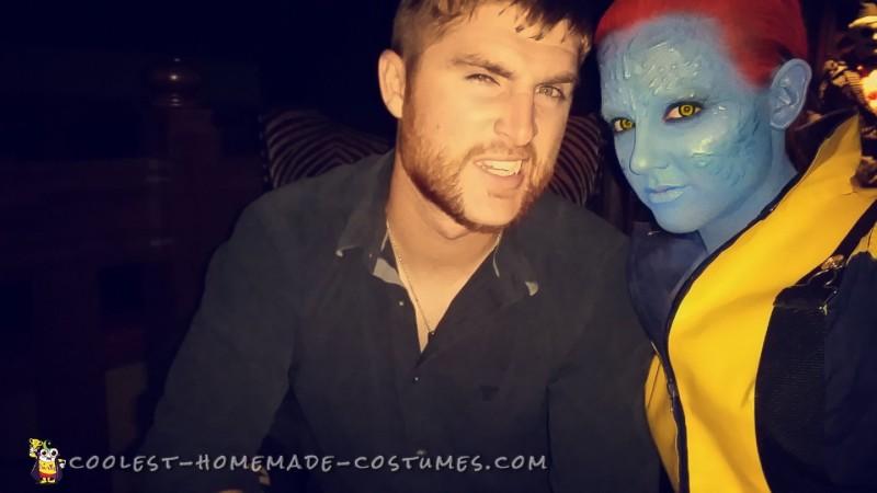 First Class Mystique Costume from X-Men - 7