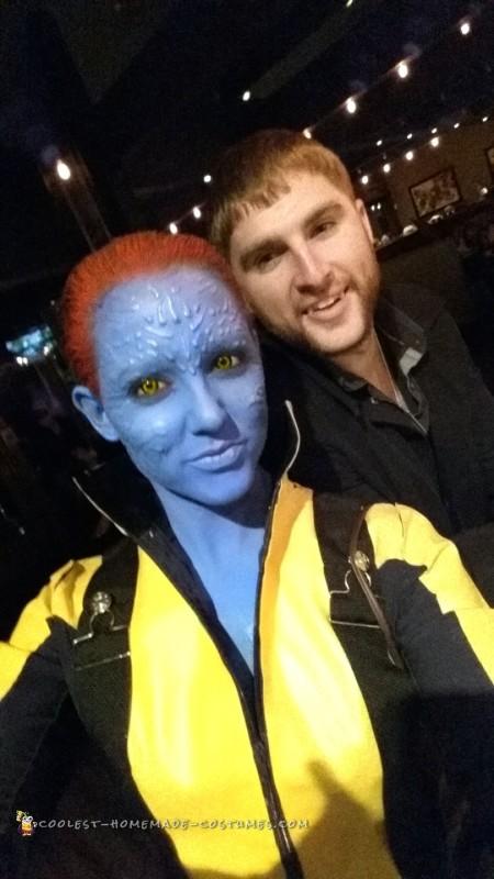 First Class Mystique Costume from X-Men - 8