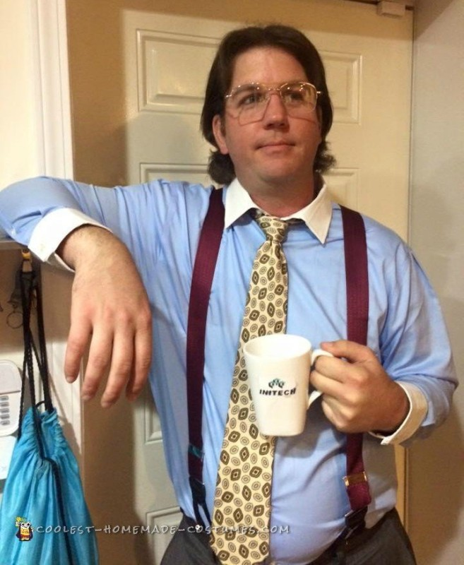 Bill Lumberg Costume