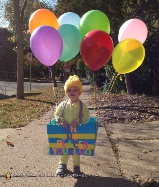 90 Coolest Homemade Dr Seuss Costumes For Halloween