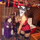 Old School Harley Quinn Costume