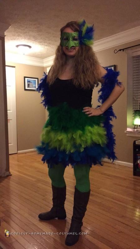 Green Parrot!!!