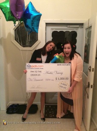 Coolest Homemade Publishers Clearing House Costumes