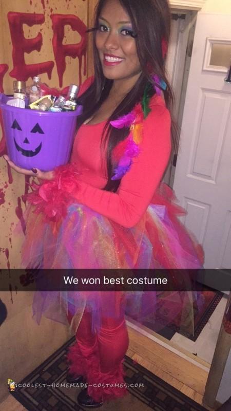 We won best costume!