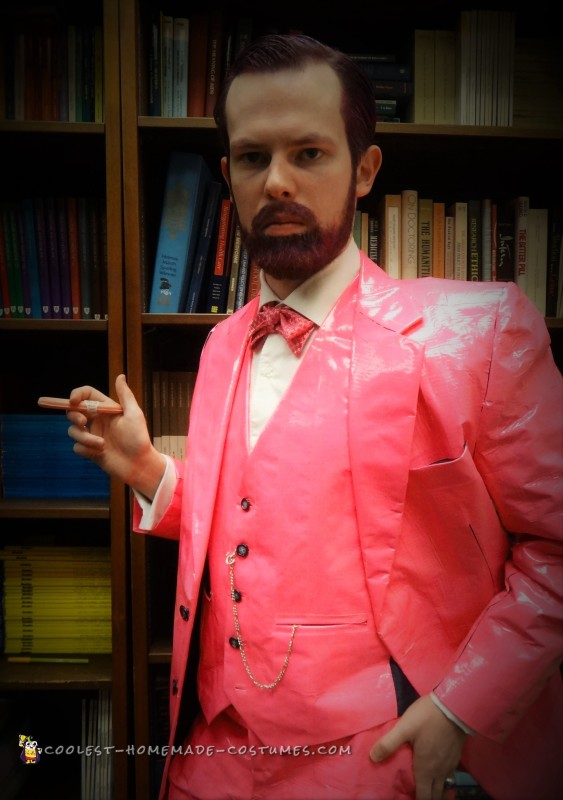 Pink Freud – Mens Pun Costume - 1