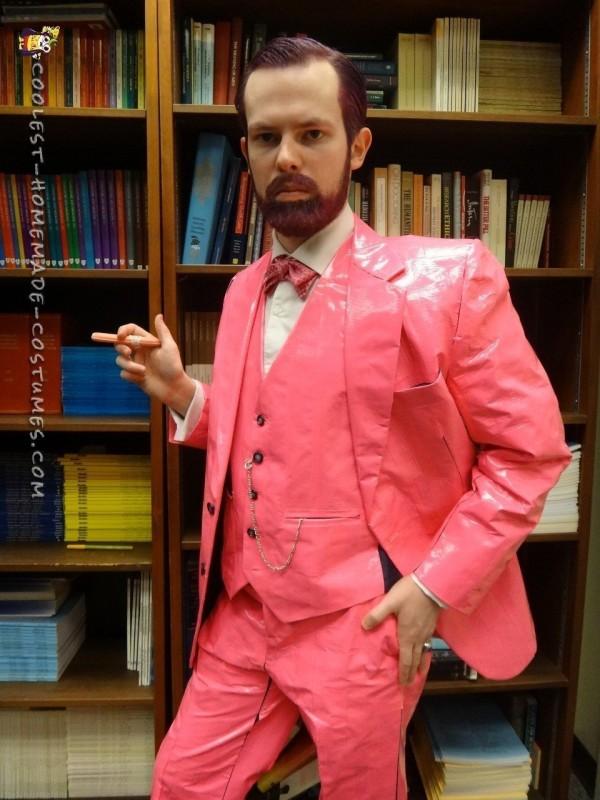 Pink Freud – Mens Pun Costume