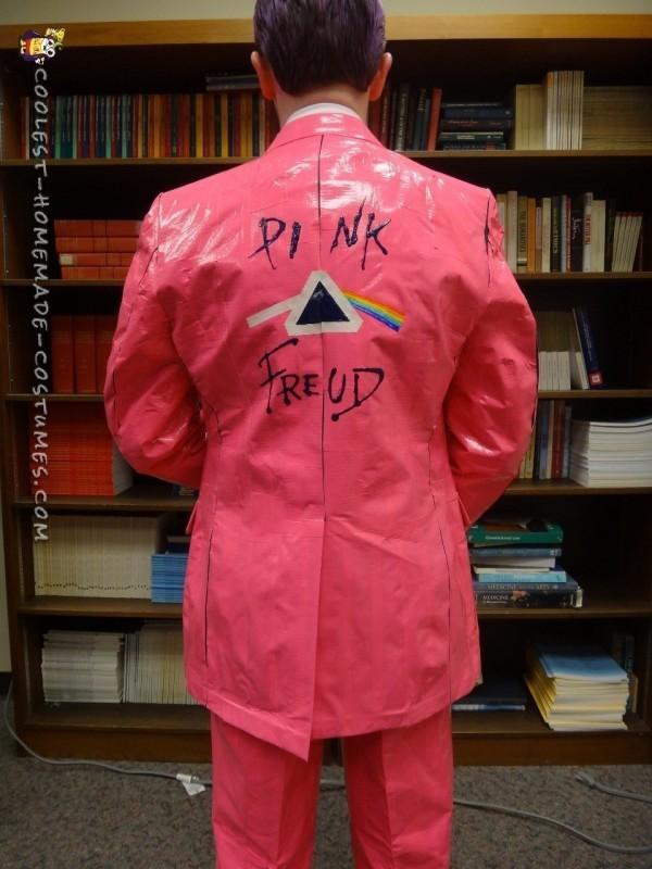 Pink Freud – Mens Pun Costume - 2
