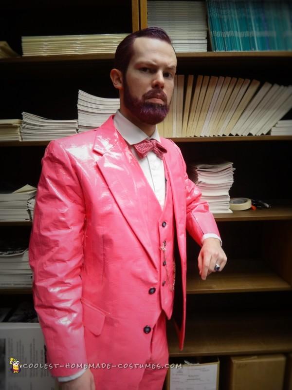 Pink Freud – Mens Pun Costume - 4