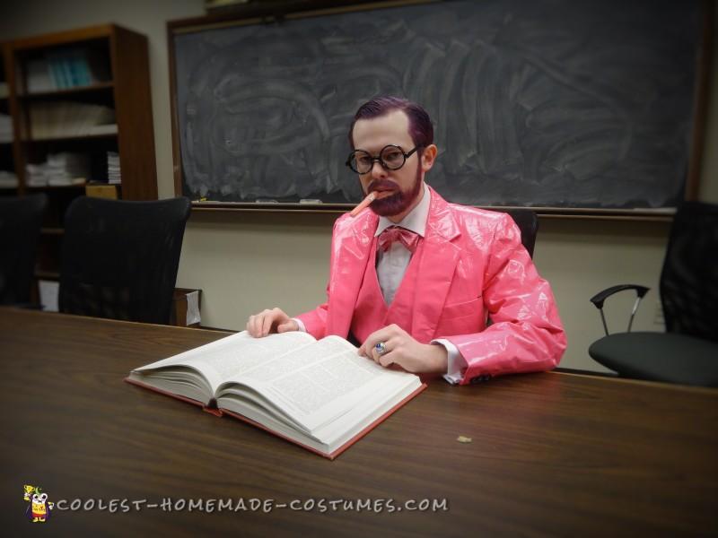Pink Freud – Mens Pun Costume - 5