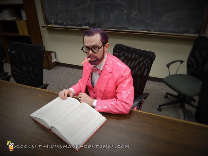 Pink Freud – Mens Pun Costume - 6