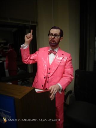 Pink Freud - Mens Pun Costume