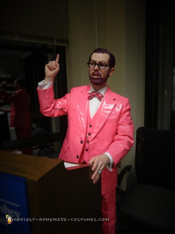 Pink Freud – Mens Pun Costume - 8
