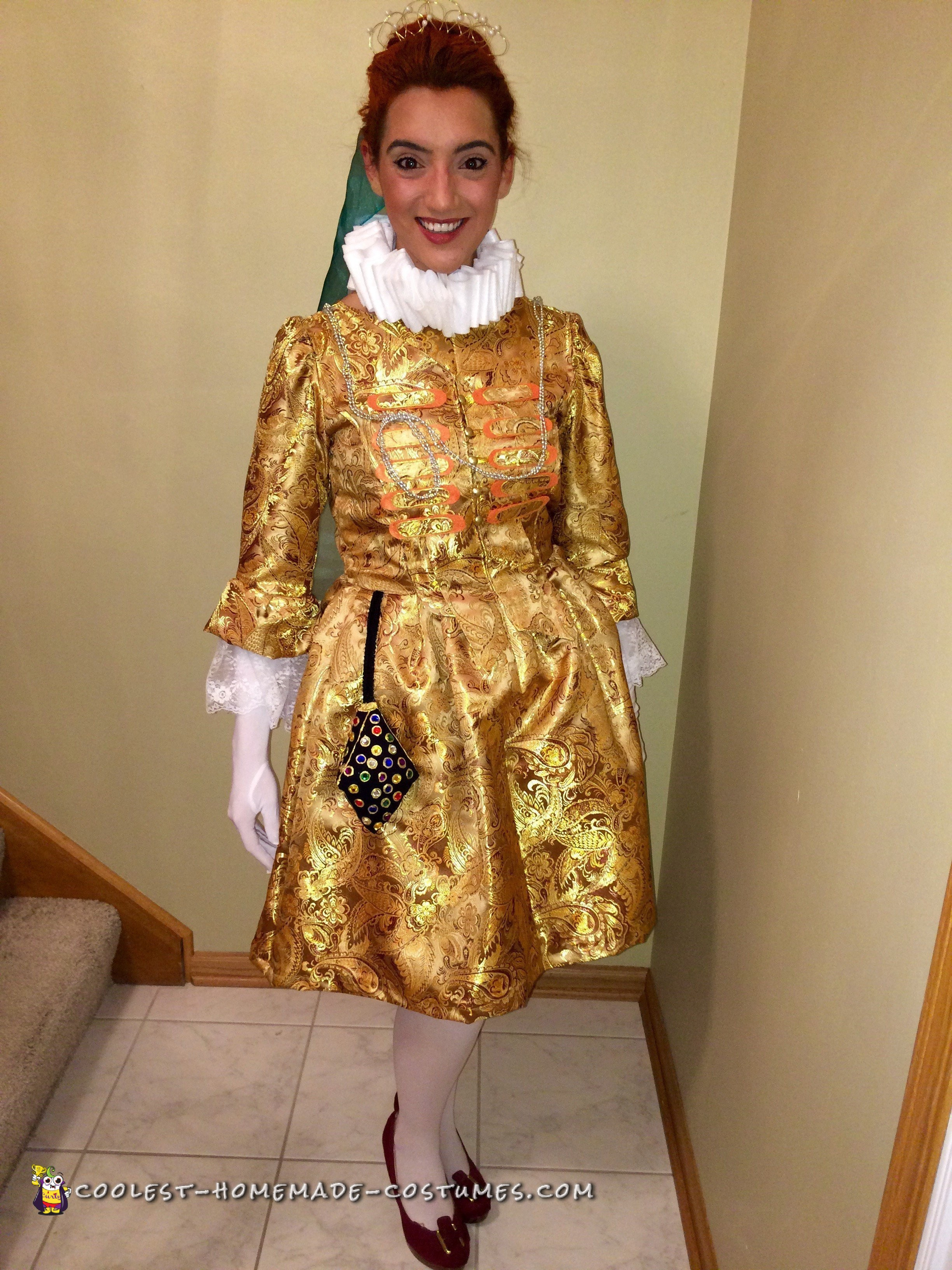 Queen Elizabeth I of England Costume
