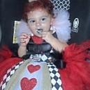 Queen of Hearts Baby Costume