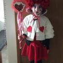 Queen of Hearts Child Costume